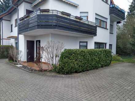 Großzügige und gemütliche 3-Zimmer-Wohnung mit 2 Terrassen und Stellplatz sucht neue Mieter