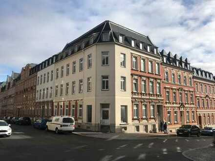 Wohn- und Geschäftshaus mit Garten in Plauen - Renoviert 2018/ 2019