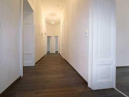 Frisch sanierte 4-Zimmer-Wohnung. Auch sehr gut für eine WG geeignet! Einziehen und wohlfühlen.