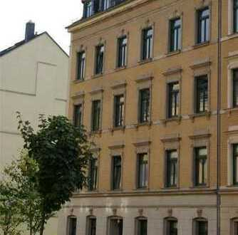 Wohnung mit Balkonblick auf den Park