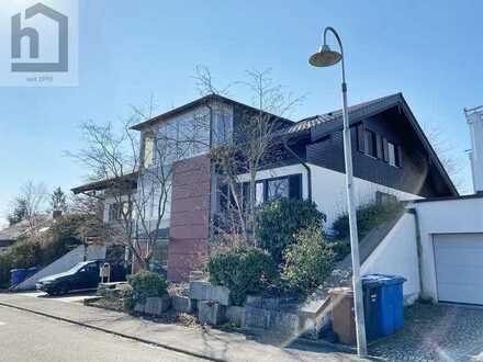 WG-Suchende aufgepasst! 1-Zimmer mit Balkon in idyllisch gelegener, ruhiger WG in KN-Dettingen!