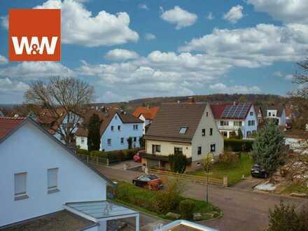Sonnige 3,5-Zimmer -Wohnung in Bempflingen.
