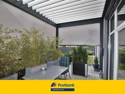 TOP-LAGE!!! Hausähnliche 4-Zimmer-Whg, ca.103 m² Wfl., eigener Eingang, altersgerecht, 2 Stellpl.