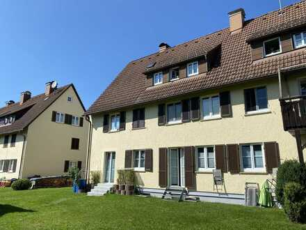 Kapitalanlage - 2-Zimmer-Wohnung mit Garten in Isny-Wohngebiet