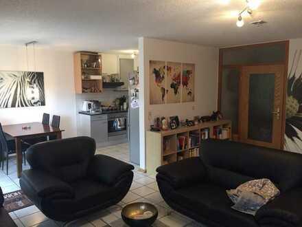 Gepflegte 2,5-Zimmer-Wohnung mit Terrasse in Albbruck