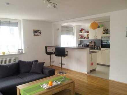 Neuwertige 3,5-Zimmer-Wohnung mit Einbauküche in Bayreuth