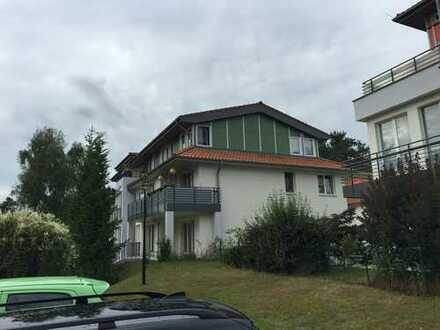 +Wohnen in Bernau in der Waldsiedlung - Sehr schöne Zweiraumwohnung mit Terrasse +