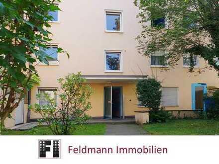 Trendlage Obergiesing: Freundliche, gemütliche 2-Zimmer-Wohnung