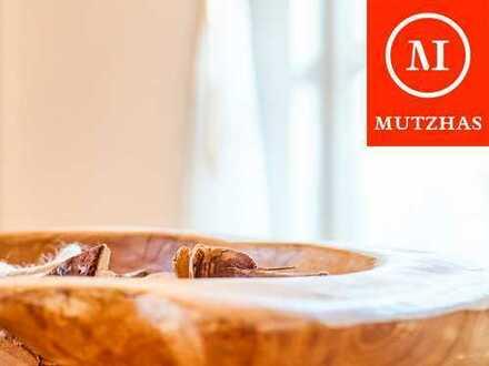 MUTZHAS - Helle 4-Zimmer-Wohnung im Münchner Traditionsviertel Obergiesing