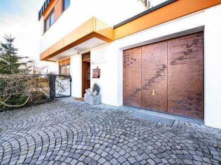 Reihenendhaus mit Einbauküche, Wintergarten und Kachelofen in Bad Dürrheim, Bad Dürrheim