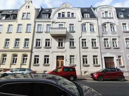 Zweiraumwohnung in Zwickau-Nordvorstadt