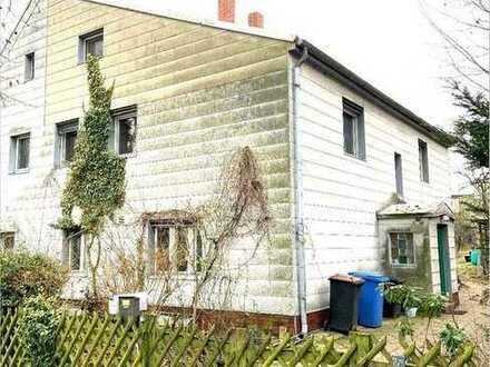 Solides Haus sucht neue Eigentümer mit handwerklichem Geschick