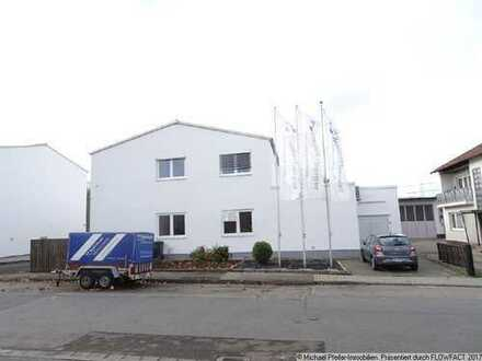 Preisgünstige Büro-/Service-/Produktionsflächen in ruhiger Lage im Gewerbegebiet Mainz-Hechtsheim