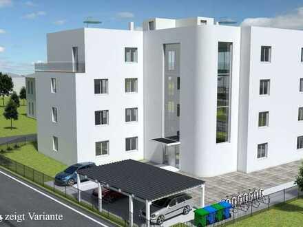 Penthouse mit Dachterrasse direkt in Freiberg *Erstbezug*