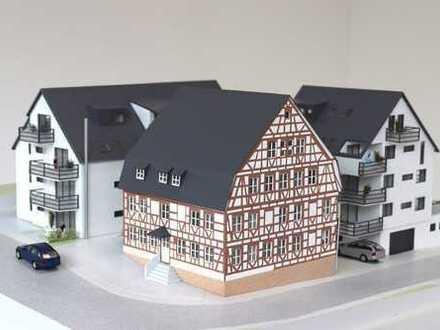 DG-Wohnung mit Mansarde & Balkon / Wohnungnr. 5