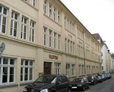 Büros in der Baumschen Fabrik im Zentrum von Elberfeld