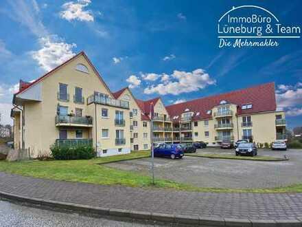 Begehrte 2-Raum-Wohnung, 2 km vor Lübeck!