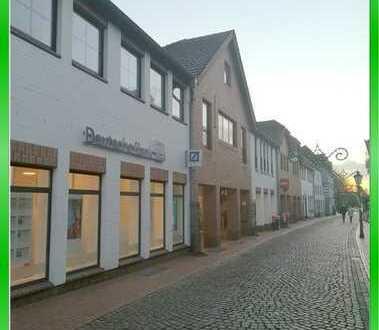 Großflächiges Ladenlokal auf der Rheinberger Fußgängerzone!