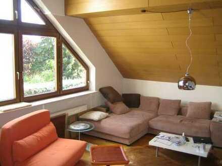 3-Zimmer Dachstudio mit Terrasse und EBK in Main-Taunus-Kreis