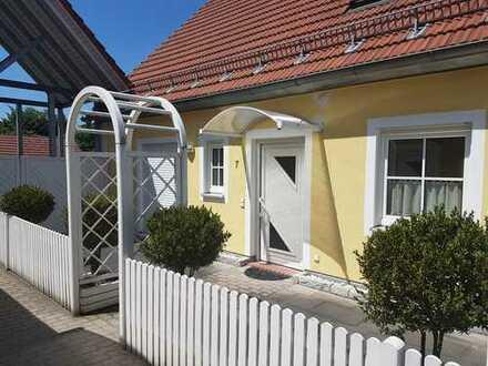 Schöne, geräumige fünf Zimmer Wohnung in zentraler Lage in Stamsried