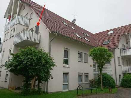 2-Zimmer Wohnung Nagold - Vollmaringen