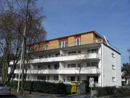 Bonn, Petersberg-Blick, Penthouse-Traum, ca. 3 m Raumhöhe, ca. 75 m² Terrasse