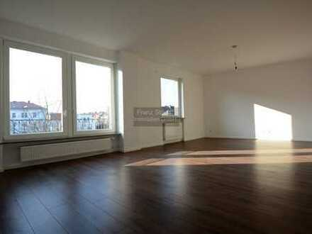 Brentano-Viertel: Trendige 3 Zimmer-Wohnung mit 2 Balkonen
