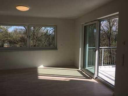 Erstbezug: exklusive 1-Zimmer-Wohnung mit Einbauküche und Balkon in Forchheim