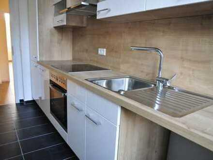 Erstbezug in wunderschöner 2-Raum-Wohnung mit Einbauküche!