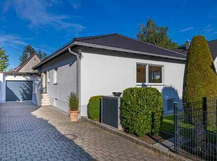 Top-Lage - Einfamilienhaus mit großem Souterrainbereich und 206 m² Wohn-Nutzfläche