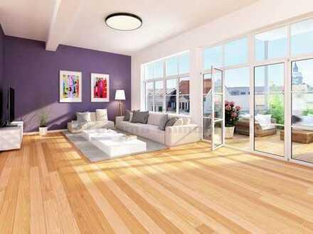 Repräsentative 4 Zimmer für Ihre Familie ~ hochwertig ~ EBK ~ großer Westbalkon ~ Aufzug ~ ERSTBEZUG