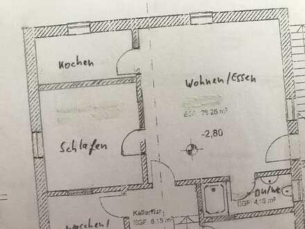 2-Zimmer-Wohnung, Rodgau Dudenhofen