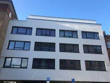 schöne helle 3 Zimmer Wohnung Küche französisch.Balkon Frankfurt-Niederrad Erstbezug n.Sanierung