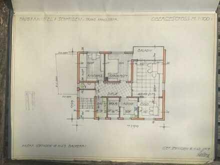 Gepflegte 3-Zimmer-Wohnung mit Balkon in Fellbach-Schmiden