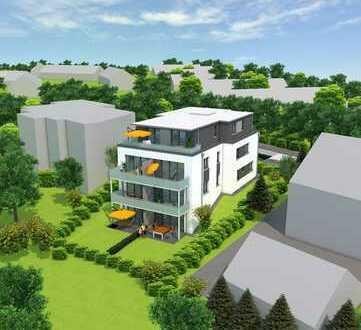 3-Zi-Penthouse-Eigentumswohnung, Neubauvorhaben in HH-Rönneburg