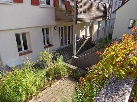 Vermietete Wohnung in Münsingen