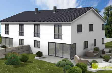 Große Doppelhaushälfte in Burglengenfeld / Neubaugebiet Augustenhof II - individ. Gestaltung möglich