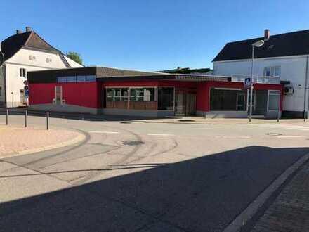 Zentral gelegene Ladenfläche in Aglasterhausen zu Vermieten!