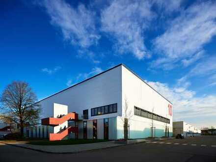 NOVA Neufahrn - Gewerbepark - Bestandsgebäude Produktion (komplett saniert!)