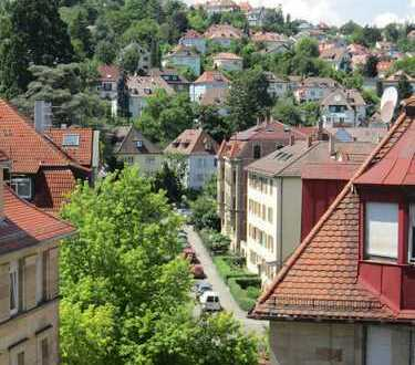 Stuttgart-West, tolle 3,5 Zimmerwohnung zu vermieten - KEIN BALKON (auch 2er WG möglich)-