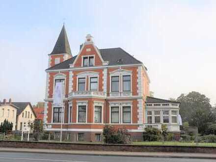 Denkmalgeschützte Jugendstilvilla in bester Innenstadtlage von Verden!