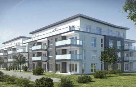 **Moderne 3-Zimmer Terrassenwohnung mit Gartenanteil in DO-Hohenbuschei**