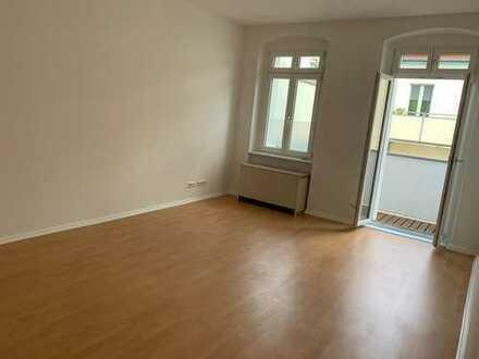 Exklusive, geräumige 1-Zimmer-Wohnung mit Balkon und Einbauküche in Berlin - Reinickendorf