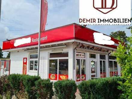 Restaurant mit Grundstück in Brake sucht einen neuen Besitzer