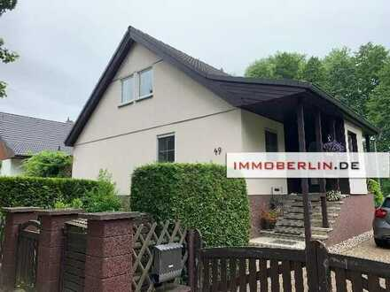 IMMOBERLIN.DE: Exzellent gepflegtes Einfamilienhaus mit traumhafter Gartenidylle
