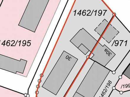Attraktive Lage - Baugrundstück/Kapitalanlage (neben neuer EDEKA) f. Gewerbe&Wohnen (Mischgeb.§34)