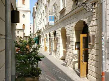 NEUBAU in BESTLAGE - 3-Zimmer Wohnung mit Innenhofausrichtung