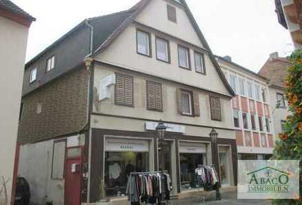 Wohn-/Geschäftshaus mit guter Rendite im Stadtzentrum innerhalb des Sanierungsgebietes