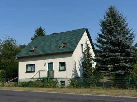 Einfamilienhaus, Terrasse, Garten, 6 Zimmer, 2 Bäder, vollunterkellert, Doppelgarage