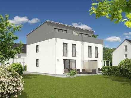 Doppelhaushälfte in Bestlage von Fredersdorf, nur noch eine Hälfte verfügbar...